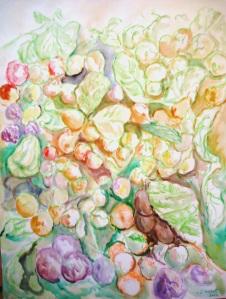 Giudizio Universale di frutta e verdura